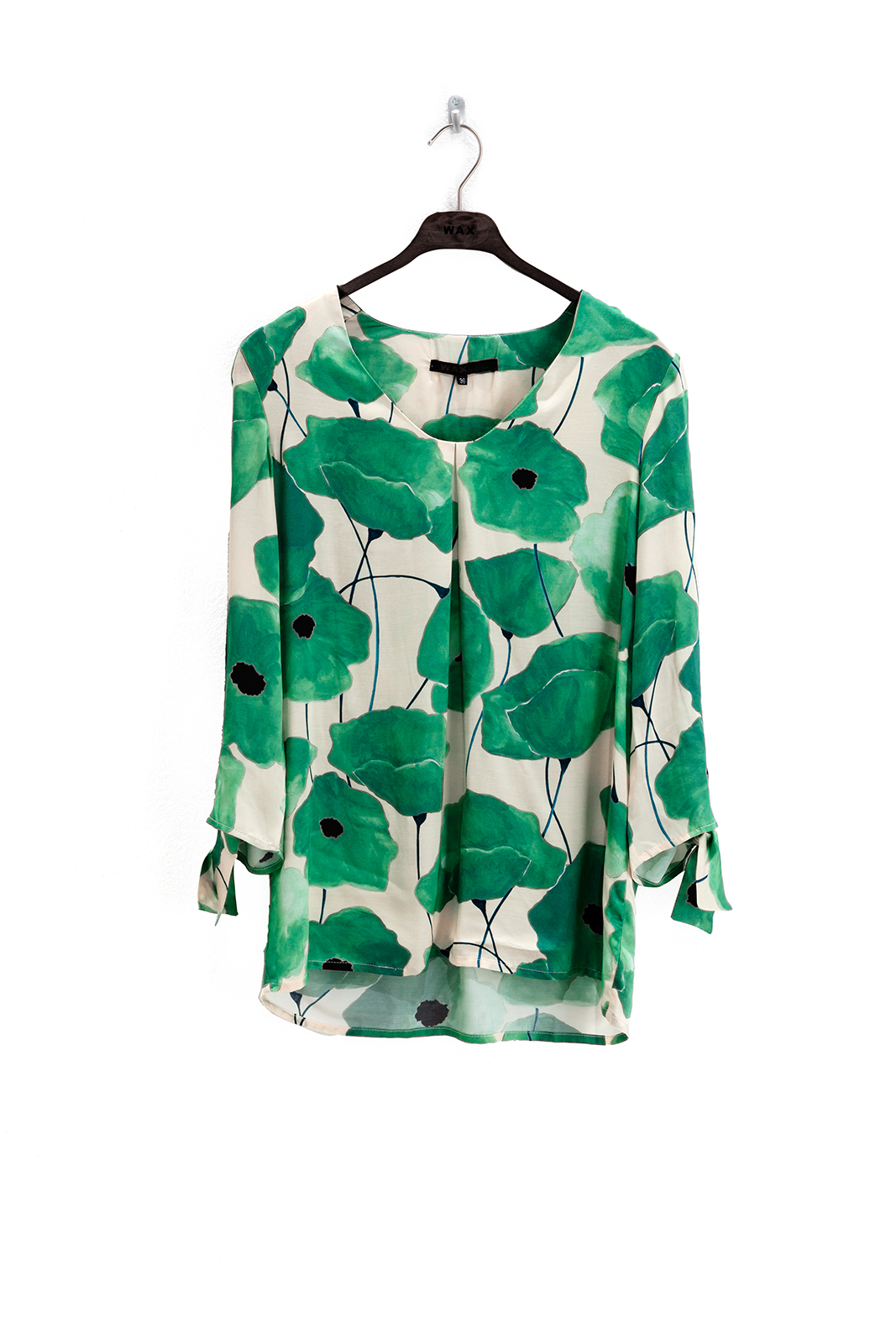 Wax blouse aquarel
